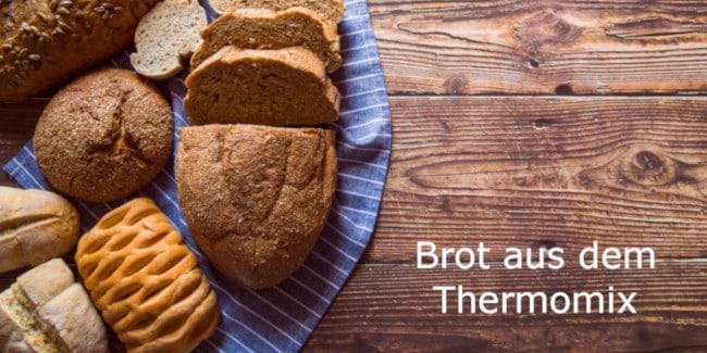 Brot backen Thermomix - gratis rezepte sichern!
