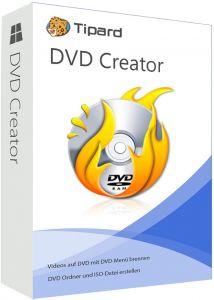 Tipard DVD Creator lebenslang kostenlos nutzen