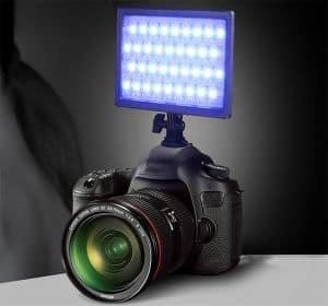 NANLITE MIXPAD 11 RGB COLOR Videoleuchte