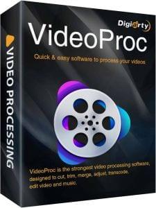 Videoproc Vollversion gratis
