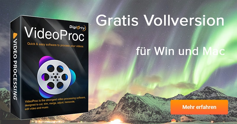 videoproc kostenlos erhalten