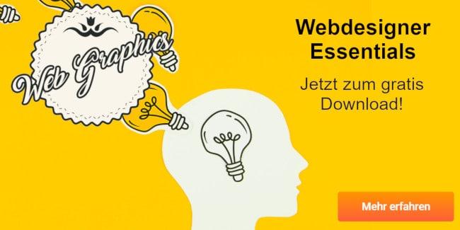 Webdesigner Essentials jetzt gratis herunterladen