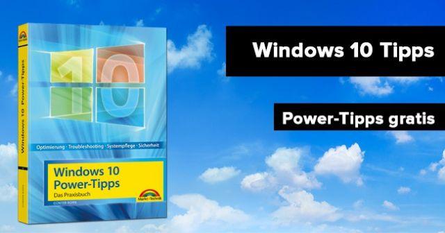 Windows 10 Power-Tipps gratis