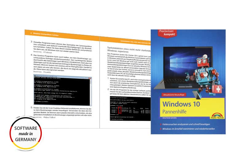 Windows 10 Pannenhilfe geschenkt