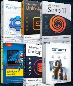 Das große Windows 10 Softwarpaket: Jetzt kostenlos sichern