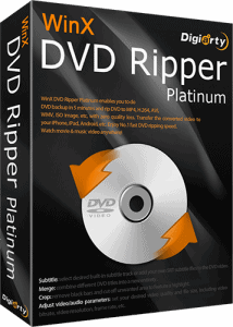 WinX DVD Ripper Platinum gratis