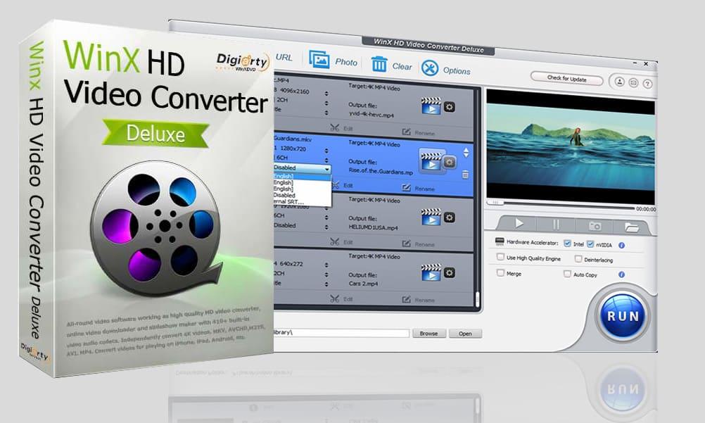 WinxHD Video Converter Deluxe kostenlose Vollversion