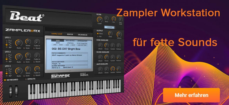 Zampler: workstation gratis runterladen