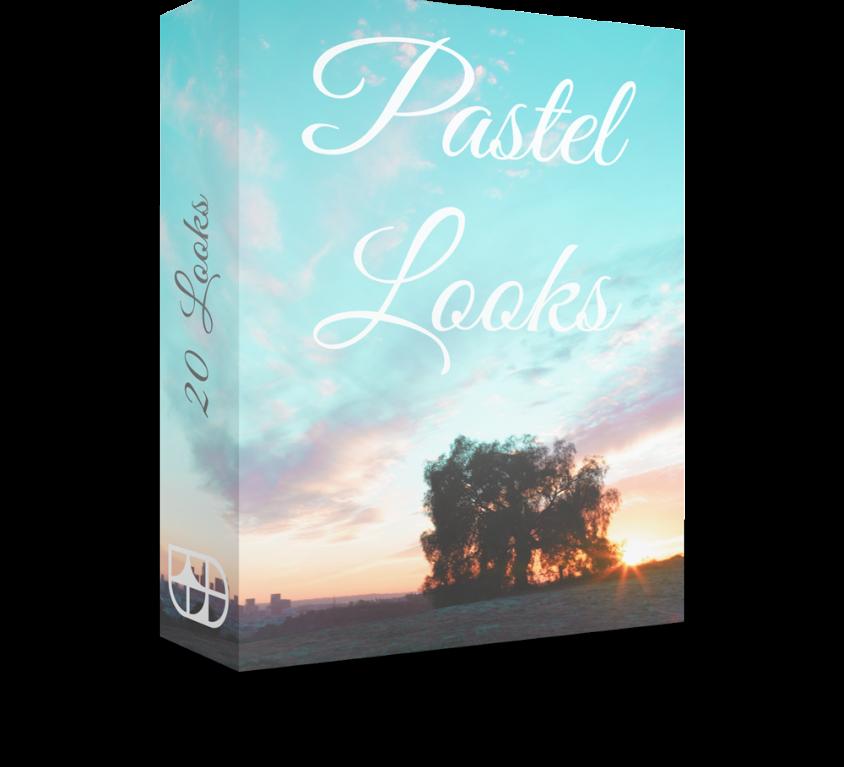 Pastel Looks Presets
